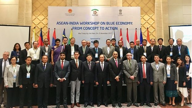 Article - Vietnam- India's discussion on Blue Economy