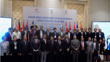 Article - ASEAN- India Workshop on Blue Economy