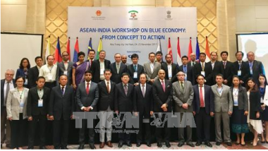 Article - ASEAN- India Workshop on Blue Economy: From Concept to Action