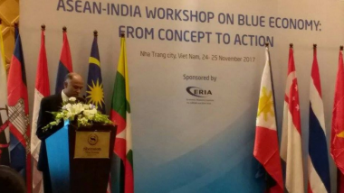 Article - ASEAN, India talk blue economy ties