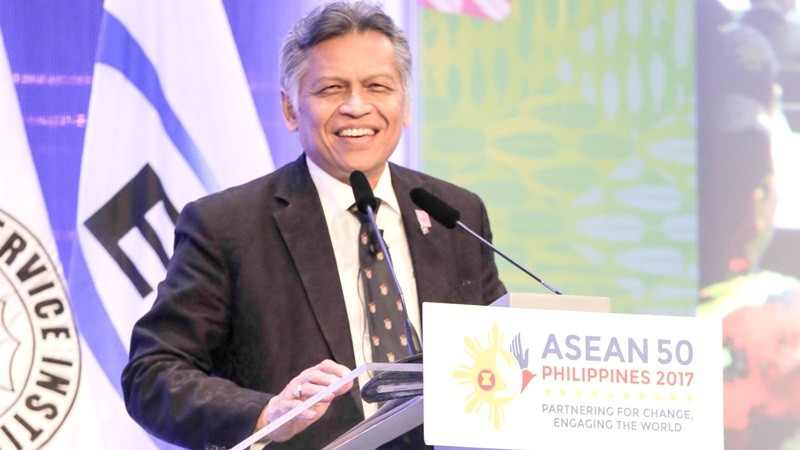 Upon the Occasion of the Death of Dr Surin Pitsuwan
