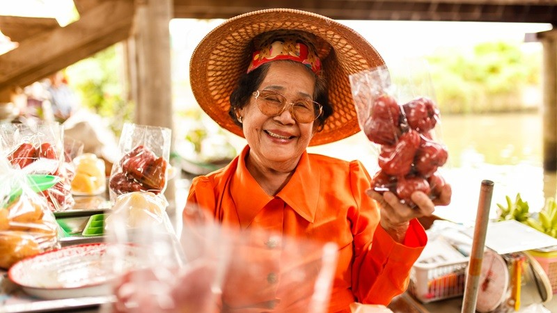Leveraging on ASEAN's Growing Economy to Tackle ASEAN's Ageing Population