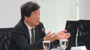 Japan's Former Deputy Minister of Foreign Affairs Discusses Various Global Trends