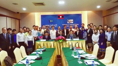 ERIA Holds Consultative Workshop on Lao PDR 2017 National Energy Statistics