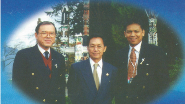 Article - Surin Pitsuwan: Memories of a true comrade in arms