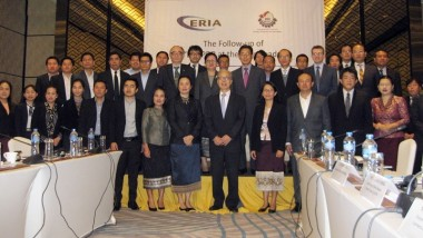 ERIA Holds Workshop to Follow Up 'Lao PDR at the Crossroads'