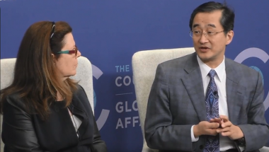ERIA Chief Economist Talks About the Future of Asia-Pacific Economic Integration