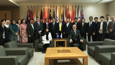 ERIA and AIPA Hold Dialogue with Parliamentarians on Better Regulatory Governance