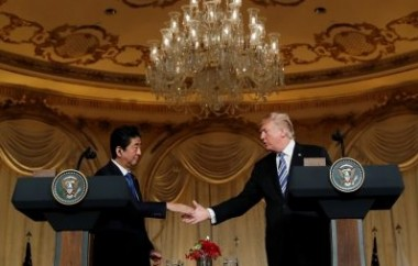 Japan's globalisation strategy under pressure