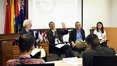 ERIA Hosts the First ERIA-AmCham Briefing Series, Discusses Non-Tariff Measures