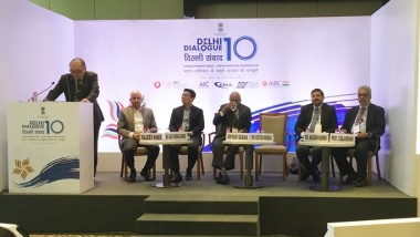 ERIA Participates in the Tenth Edition of Delhi Dialogue