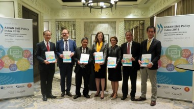 ASEAN SME Policy Index 2018 Launched in Singapore