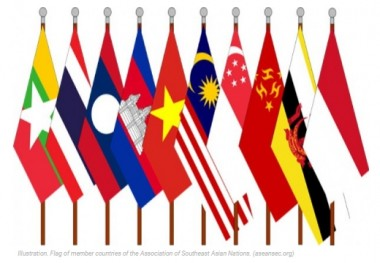 Indonesia encourages increasing ASEAN economic partnership
