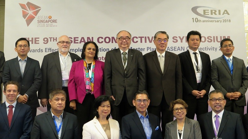 ERIA Holds the 9th ASEAN Connectivity Symposium in Singapore