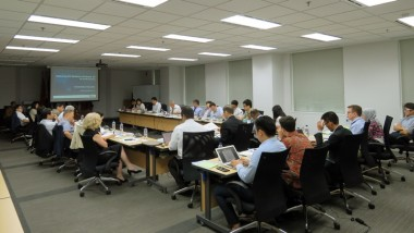 ERIA Hosts Discussion on ASEAN with Visiting Mission from Japan