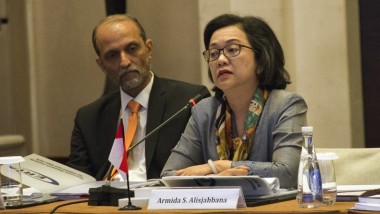 ERIA Congratulates Prof Armida Alisjahbana for Appointment as UN ESCAP Executive Secretary