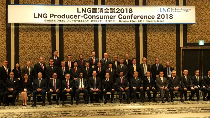 ERIA President Delivers Keynote Speech at the 7th LNG Producer-Consumer Conference