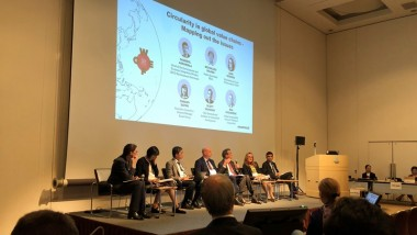 ERIA Participates in the 2nd World Circular Economy Forum