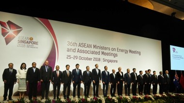 ERIA Attends the 36th ASEAN Ministers on Energy Meeting and Associated Meetings