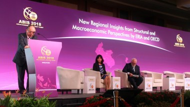 ERIA Participates in ASEAN Business and Investment Summit 2018