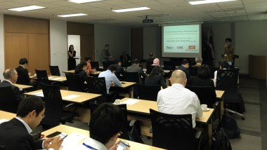 ERIA Hosts ASEAN-focused Special Lecture on New City Management
