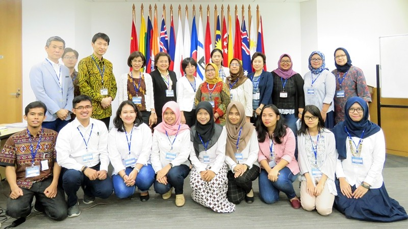 ERIA and JETRO Bangkok Hold Workshop on Human Resources for Health and Elderly Care in Asia