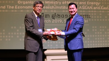 ERIA and Ministry of Mines and Energy Publish Cambodia Basic Energy Plan