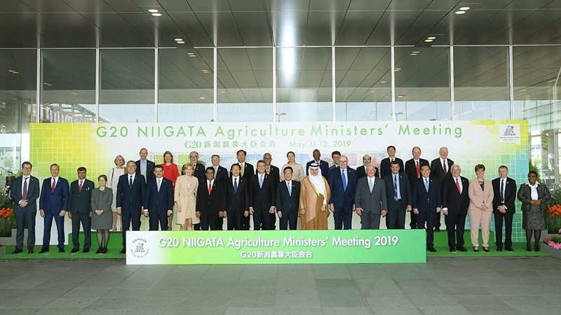 ERIA Attends G20 Agriculture Ministers' Meeting