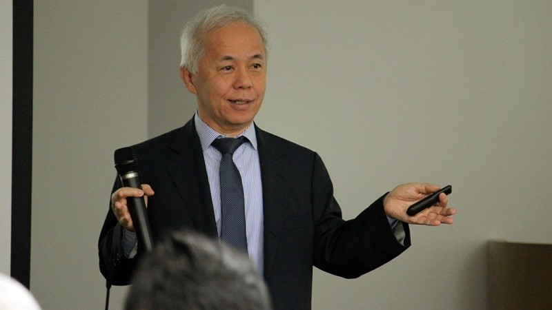 ERIA Hosts Special Lecture on the Fukushima Accident and Its Aftermath