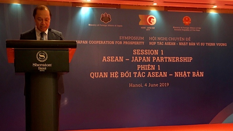 ASEAN-Japan Celebrates 45-Year Relationship