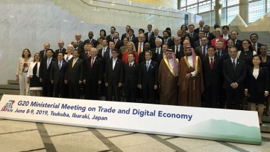 ERIA Attends the G20 Ministerial Meeting on Trade and Digital Economy