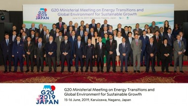 ERIA Takes Part in G20 Ministerial Meeting on Energy Transitions and Global Environment for Sustainable Growth