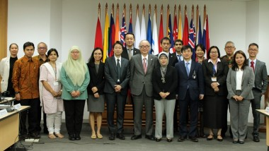 Macroeconomic Policies and Development Challenges Lead Discussion at Asia Regional Roundtable