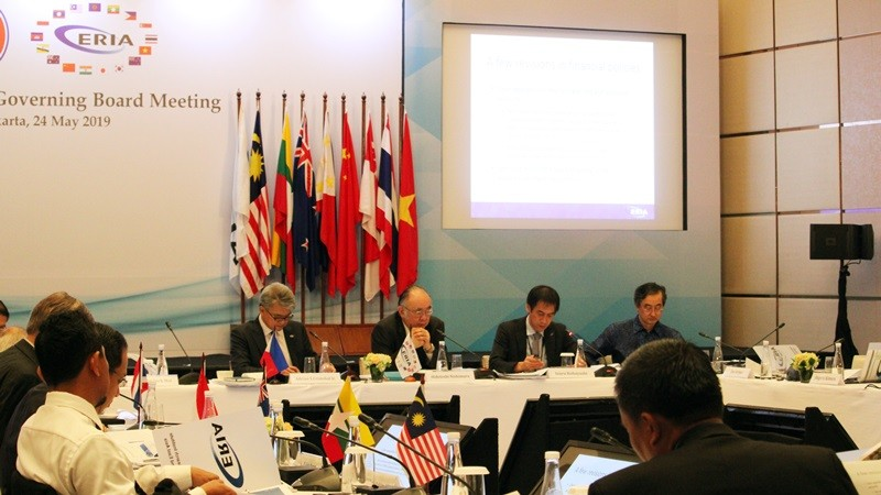 ERIA Becomes Member of the Council for Global Problem-Solving