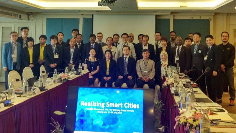 Enhancing the Readiness of ASEAN Smart Cities