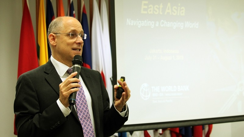 World Bank Report: East Asia Countries Should Adapt Development Model