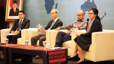 ERIA and the Indonesian Ministry of Trade Holds a Policy Dialogue on East Asia Integration
