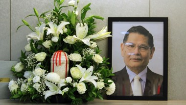ERIA Holds Family Memorial for Dr Ponciano Sabado Intal, Jr