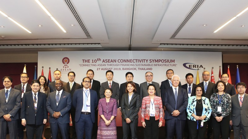 ERIA Holds the 10th ASEAN Connectivity Symposium in Bangkok