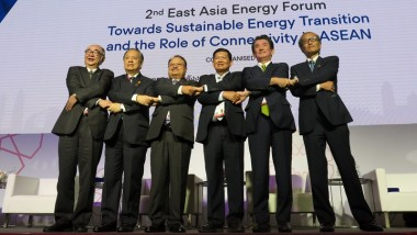 Policymakers and Experts Discuss Sustainable Energy and Connectivity in 2nd East Asia Energy Forum