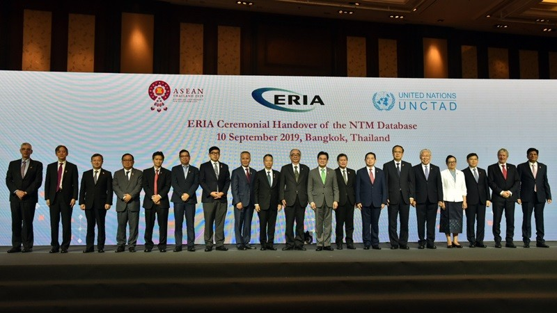 ERIA Participates in the 51st ASEAN Economic Ministers Meeting and Related Meetings