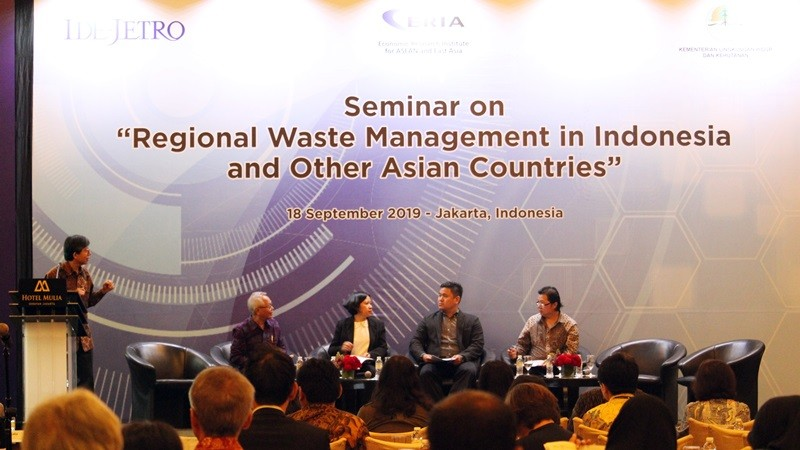 Financial Support is Needed to Overcome the Regional Waste Management Issues in Indonesia and Other Asian Countries