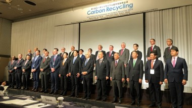 ERIA Delegation Joins the Carbon Recycling Ministerial Conference