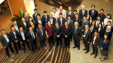 Editors Discuss ASEAN Vision 2040 during the Eighth ERIA Editors' Roundtable