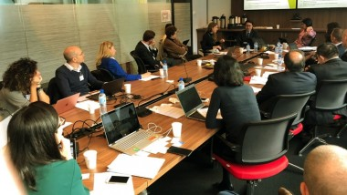 ERIA Participates in First Expert Group on Skills and Innovation of OECD-European Commission HEInnovate Initiative