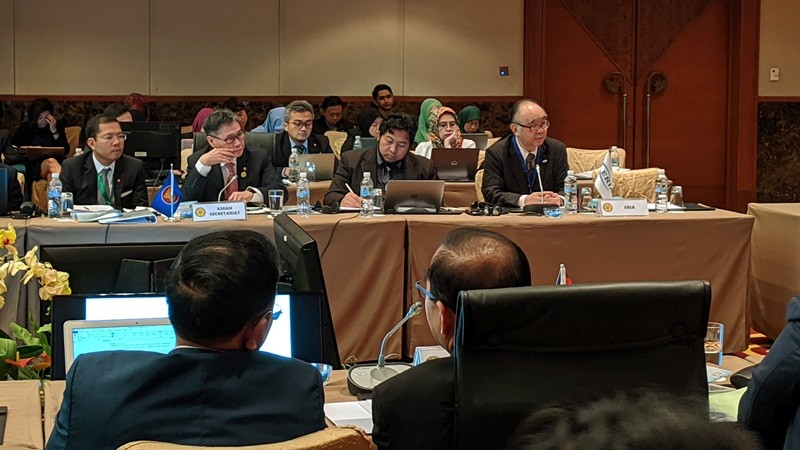 ERIA Attends 41st ASEAN Ministerial Meeting on Agriculture and Forestry
