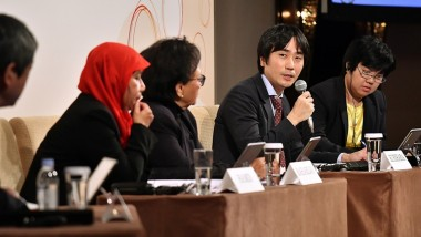 ERIA Co-hosts the AHWIN Forum: Achieving Healthy Ageing in Asia