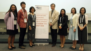 Population Ageing in Asian Countries Tackled in ERIA Symposium
