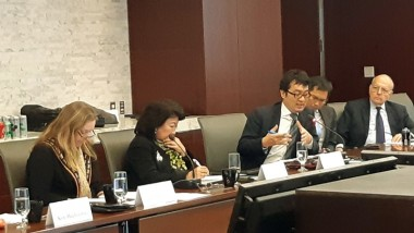 CSIS and ERIA Hold a Roundtable Discussion on Trade, RCEP, and Innovation
