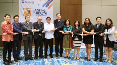ERIA's Study on Older Filipinos Draws Positive Feedback from Government of the Philippines